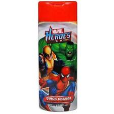 ** MARVEL HEROES QUICK CHANCE 2 IN 1 SHAMPOO & CONDITIONER 400ml NEW ** KIDS