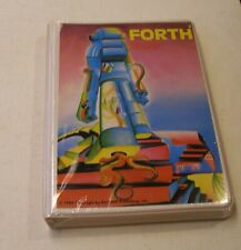 VERY RARE FORTH by Elcomp for Commodore 64 - NEW