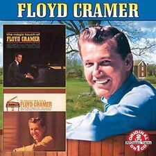 FLOYD CRAMER CD - 2 ON 1 - THE MAGIC TOUCH OF/THE DISTINCTIVE PIANO STYLE OF