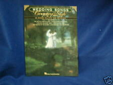 Wedding Songs Country Style