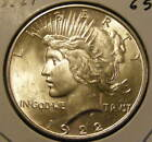 BU 1922 Peace Dollar 90% Silver - Very Nice # 130923-20