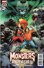 Monsters Unleashed #2 / 2017