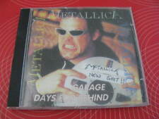 METALLICA ---GARAGE DAYS FAR BEHIND--14 TRACKS-SUPER RARE CD