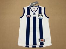 CANTERBURY NORTH MELBOURNE KANGAROOS GUERNSEY ~ SZ 12 YEARS ~ NEW W/ TAGS JUMPER