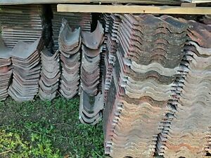 Clay Roof Tile - over 2,000 square feet available -Local Pickup