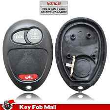New Key Fob Remote Shell Case For a 2008 Hummer H3 w/ 3 Buttons