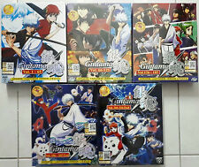 Anime DVD: Gintama COMPLETE Collection_5 Box (1-316 End)_Eng Sub_R0_FREE SHIPPIN