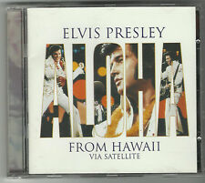 Aloha From Hawaii Via Satellite by ELVIS {1998 BMG} CD (Used; LIKE NEW)