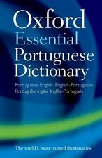 OXFORD ESSENTIAL PORTUGUESE DICTIONARY - NEW PAPERBACK BOOK