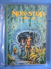Non-Stop by Brian W. Aldiss Scarce 1989 Science Fiction Book Club Ed. Like New