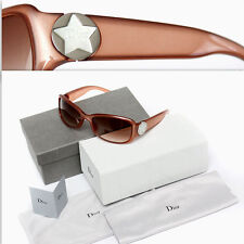 $430 CHRISTIAN DIOR Ladies STAR LOGO SUNGLASSES w/ Tag