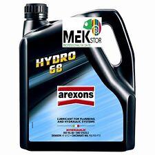 Olio Lubrificante idraulico Arexons Hydro68 4lt veicoli industriali e trattori