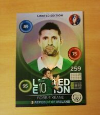 Panini  Euro  2016  -  Limited Keane (Hero)