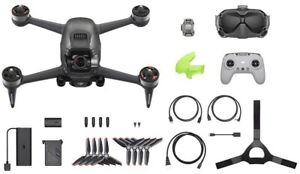 DJI FPV Combo UK Stock Brand New Gray NextDay Delivery