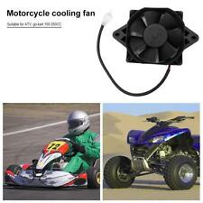 Motorcycle Radiator Thermo Electric Cooling Fan 150cc 250cc Quad Dirt ATV Buggy