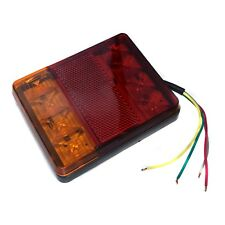 New LED Brake Tail Light LampReverse Rear Turn Signal Waterproof For Mitsubishi