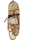 """Vermont Tubbs Snow Shoes 10.5x36"""" handmade wooden Leather & Sinew"""