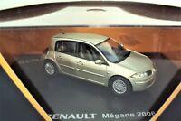 ELIGOR  :  RENAULT  MEGANE  II  BERLINE   BEIGE    1/43
