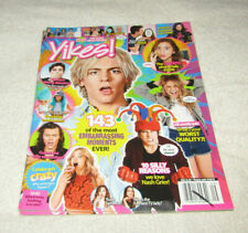 Yikes! teen magazine September 2015 1D/One Direction/Bieber/Shawn Mendes