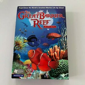 The Great Barrier Reef Screen Saver - PC (NEW IN BOX)