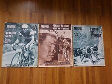 3x MIROIR SPRINT Special TOUR DE FRANCE 1968 Cyclisme