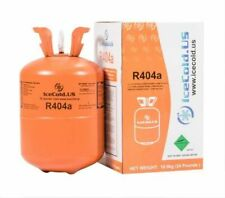HVAC/R Refrigeration R-404a 24lb Factory Sealed Virgin Refrigerant