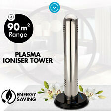 NEW Home Air Purifier Filter Tower Range up to 90 sqm plasma ioniser tower