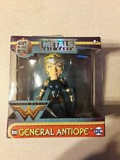 General Antiope Metals Die Cast Figure M283 DC Comics Wonder Woman