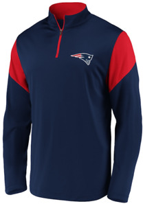 A12 Mens Large New England Patriots Primary Team Jacket **no tags**