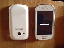 CELLULARE SMARTPHONE Samsung Galaxy ACE GT-S5830i BIANCO USATO FUNZIONANTE
