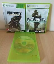 Call of Duty Bundle - Call of Duty 4 & 2 & Advanced Warfare - Xbox 360 Pre-Owned