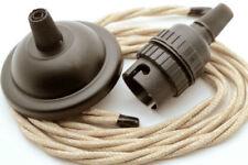 Plafonniers et lustres suspensions noir antique pour la maison
