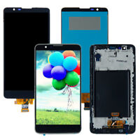 NY For LG Stylus 2 G Stylo 2 LS775 LCD Display Touch Screen Replacement +Frame