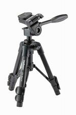 Velbon EX Macro 3-Section Tripod with 3 Way Pan & Tilt Head/QR Plate EX-Macro