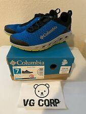 New listing Mens Columbia Havasu Falls Hiking Water Trail Shoe Size 7 Blue YM5431-431 New