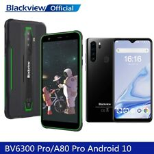 Blackview BV6300 Pro A80 Pro Smartphone Android 10 Handy DUAL SIM ohne Vertrag