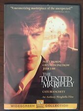 The Talented Mr. Ripley (Dvd - 2000, Widescreen)