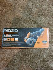 """Ridgid R87547B 18V Sub-Compact Multi-Material 3"""" Saw (Tool only) (E10011166)"""