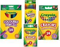 Crayola Wax Crayons, Colour Pencils ,Twistable Colour Pencils Drawing Art School
