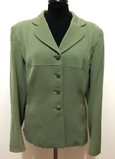CULT VINTAGE '40 WWII Giacca Donna Antica Lana Old Woman Wool Jacket Sz.L - 46