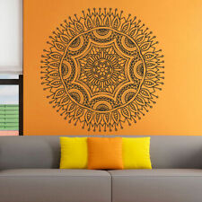 I217 Wall Decal Sticker mandala circle pattern religion beautifully India