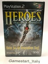HEROES OF MIGHT AND MAGIC - SONY PS2 - GIOCO NUOVO SIGILLATO PRIMA STAMPA PAL