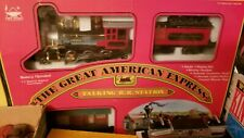 The Great American Express Railroad Train Set