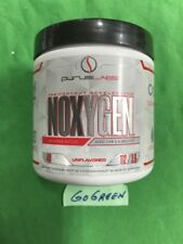 Purus Labs NOXYGEN Stimulant-Free Muscle Pumps Nitric Oxide 40 Servings