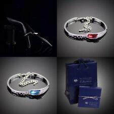 Cubic Zirkonia-Beauty-Modeschmuck-Armbänder - Karabinerverschluss