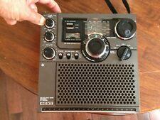 SONY SW1/SW2/SW3/MW/FM Receiver  Model ICF-5900W, Good Condition.