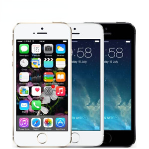 Refurbished New Apple Iphone 5S 16GB/32GB/64GB Original Unlocked Smartphone LET