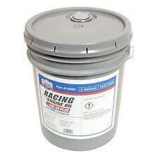 Lucas Oil 10095 SAE 50 Plus Racing Motor Oil / 1X1 / 5 Gallon Pail