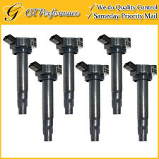 OEM Quality Ignition Coil 6PCS for Lexus ES330 RX330 RX400h/ Toyota Camry V6