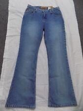 New Mudd Blue Jeans Flare Bell Bottoms Denim Junior 11 31X31 435959